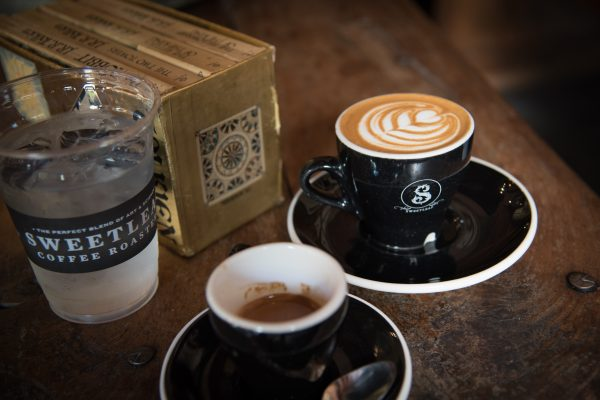 Sweetleaf Coffee New York