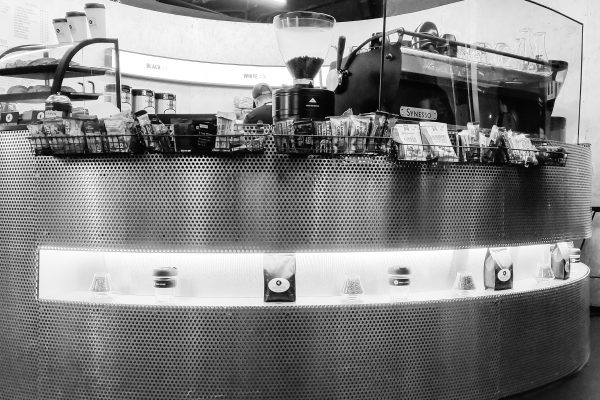 Voyager Espresso New York