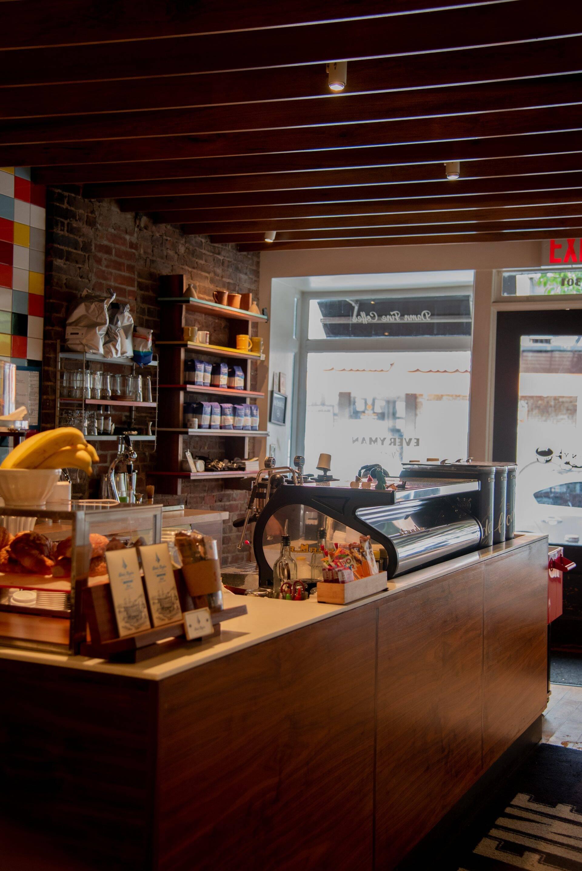 Everyman Espresso Soho in New York