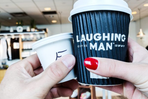 Laughing Man Coffee & Tea New York