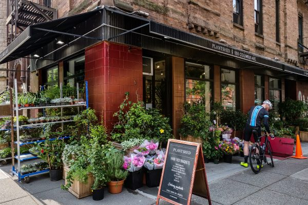 PlantShed Cafe New York