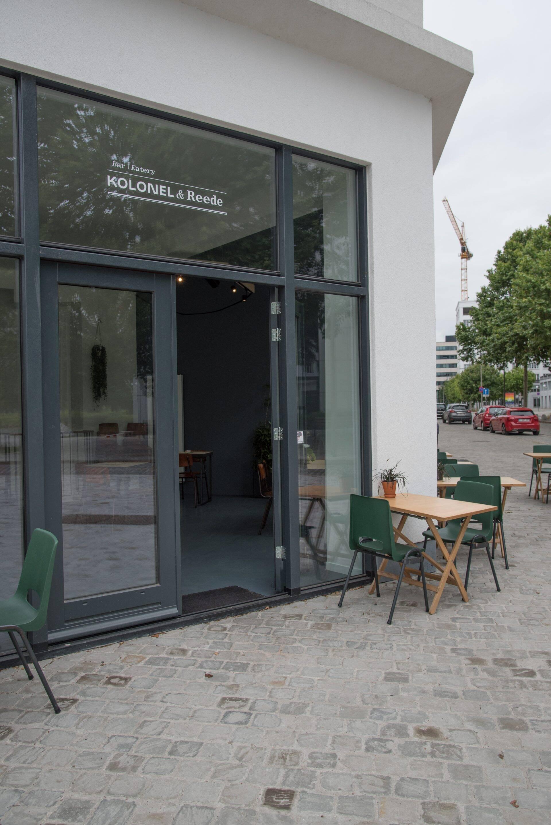 Kolonel & Reede in Antwerpen