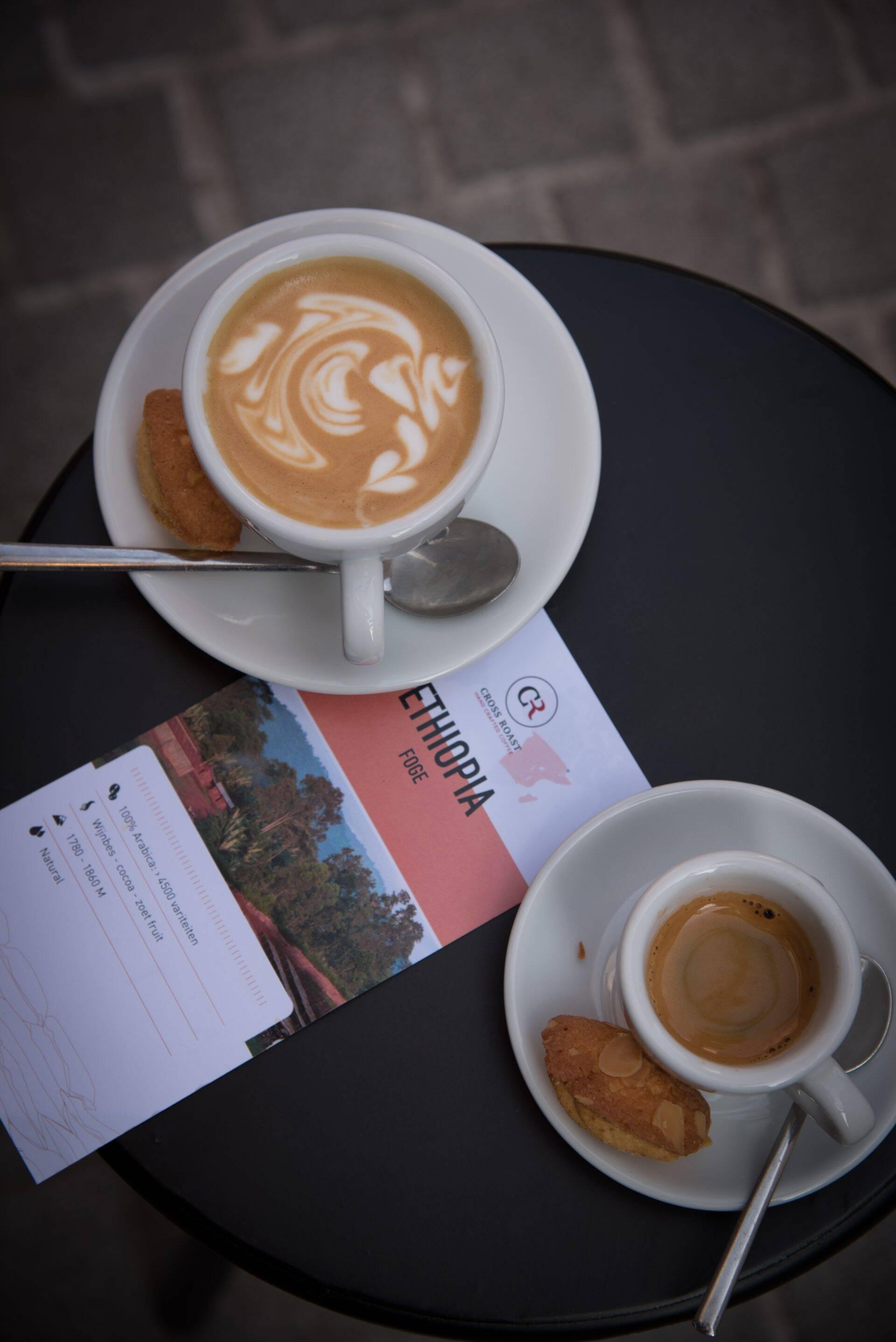 Caffe Mundi in Antwerpen