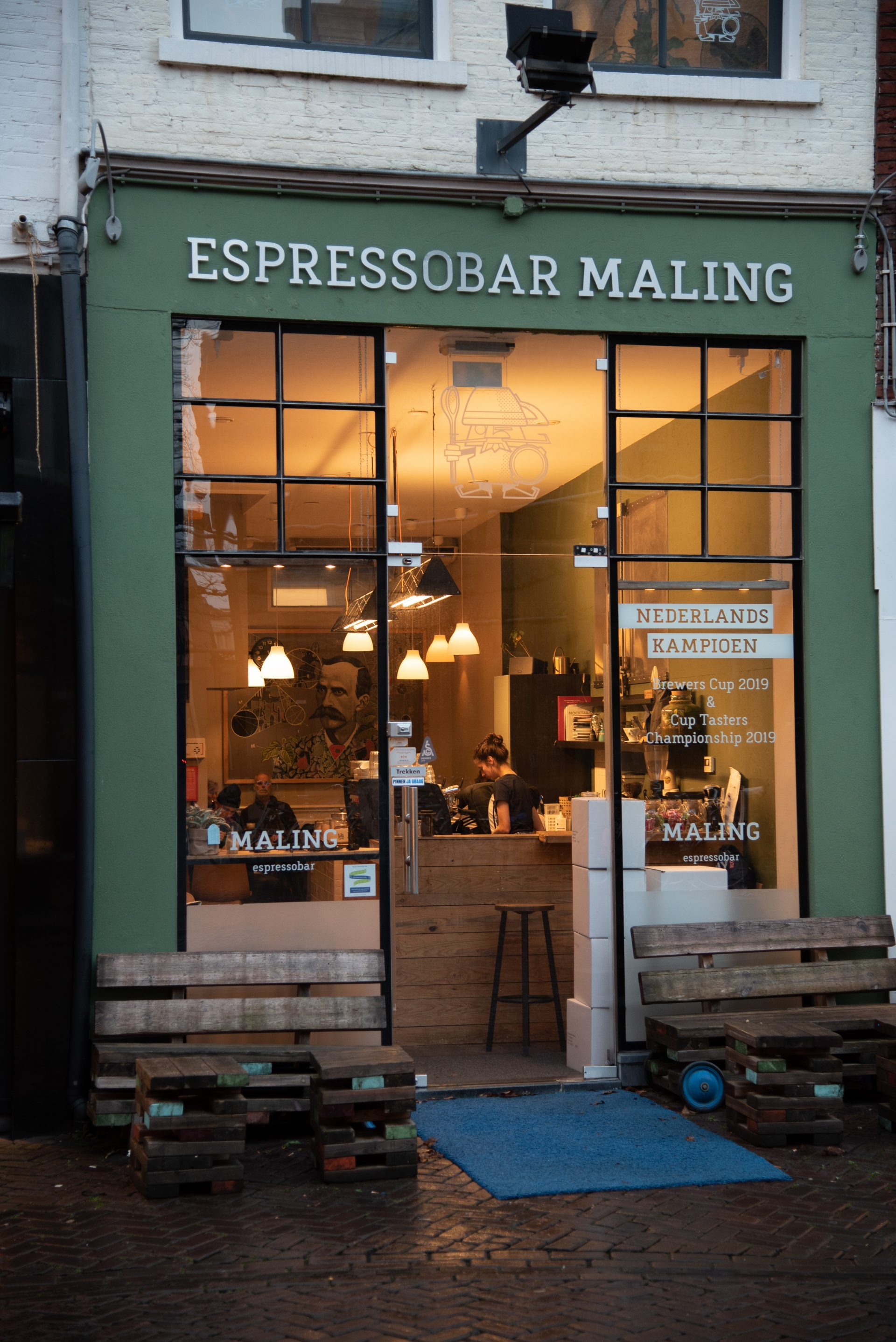 Espressobar Maling Zwolle
