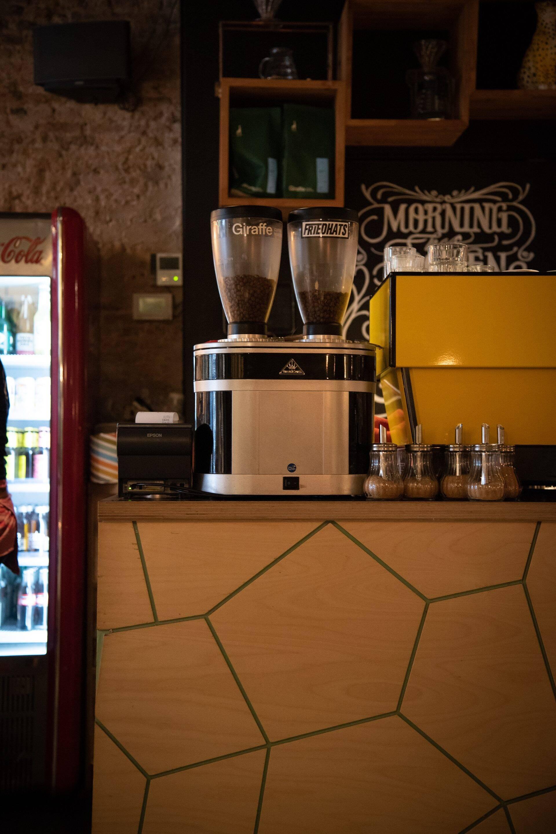 Koffiebar Delft - KEK