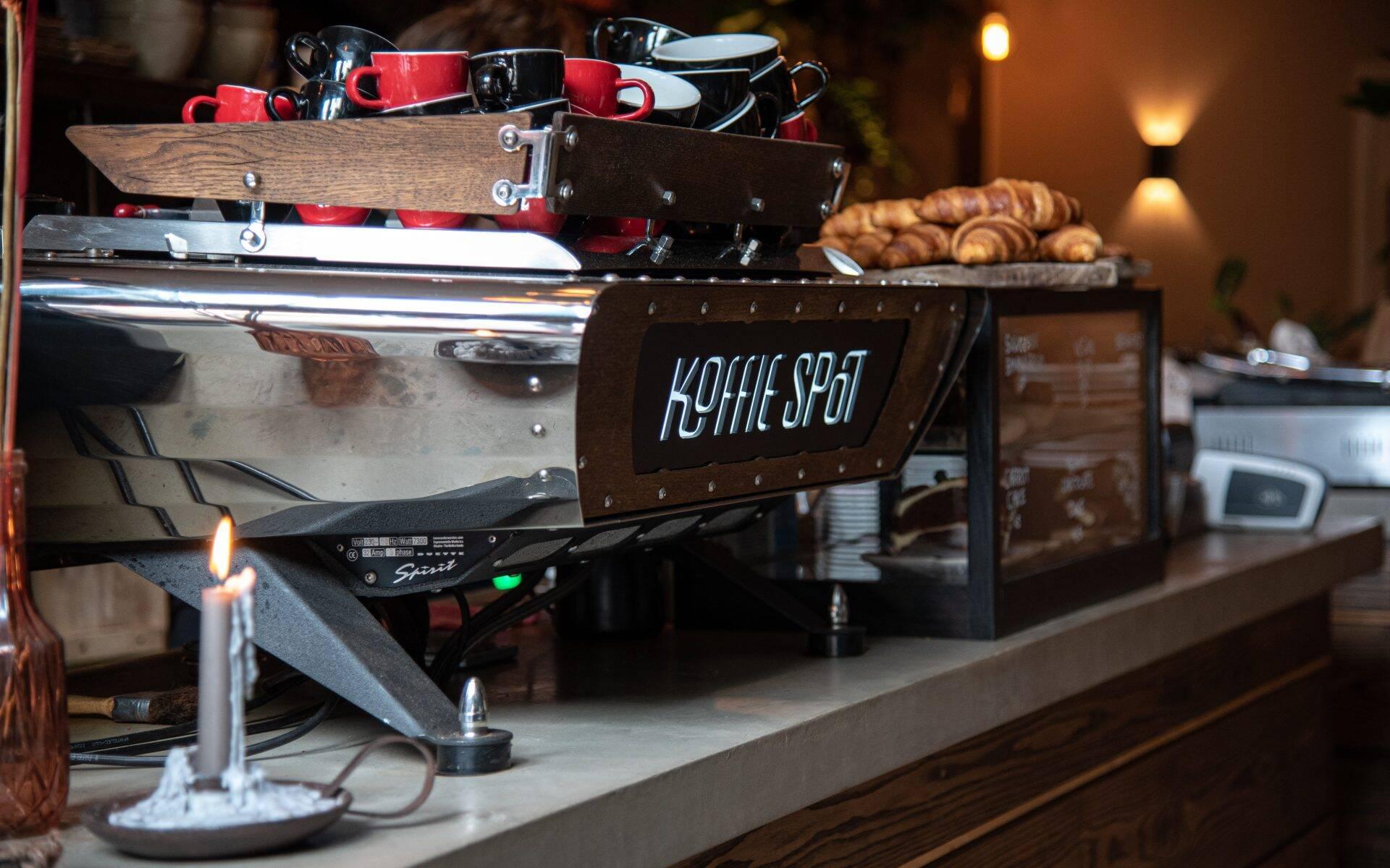 Koffiespot Amsterdam
