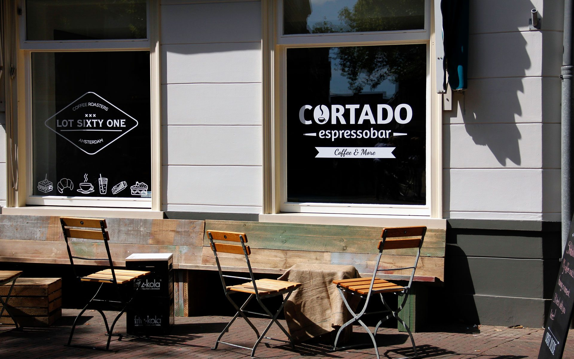 Cortado Cafe Delft