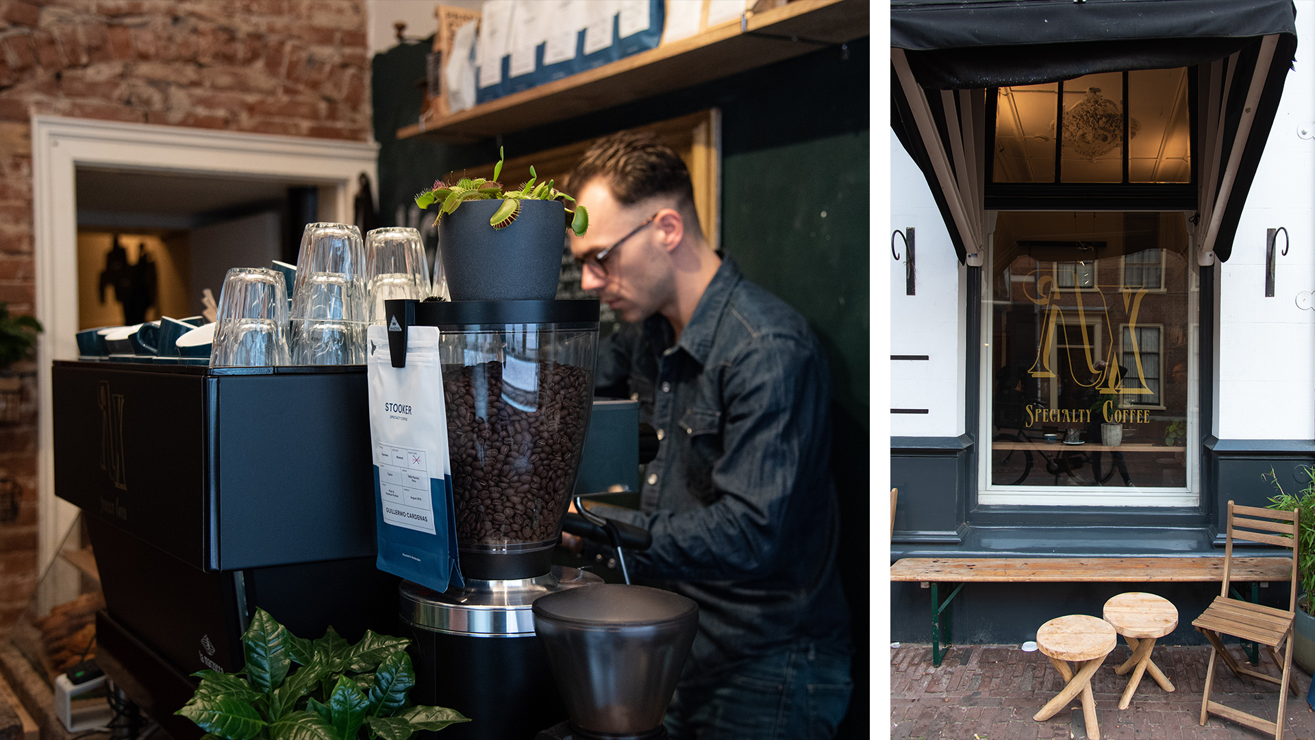 AX specialty coffee - Haarlem