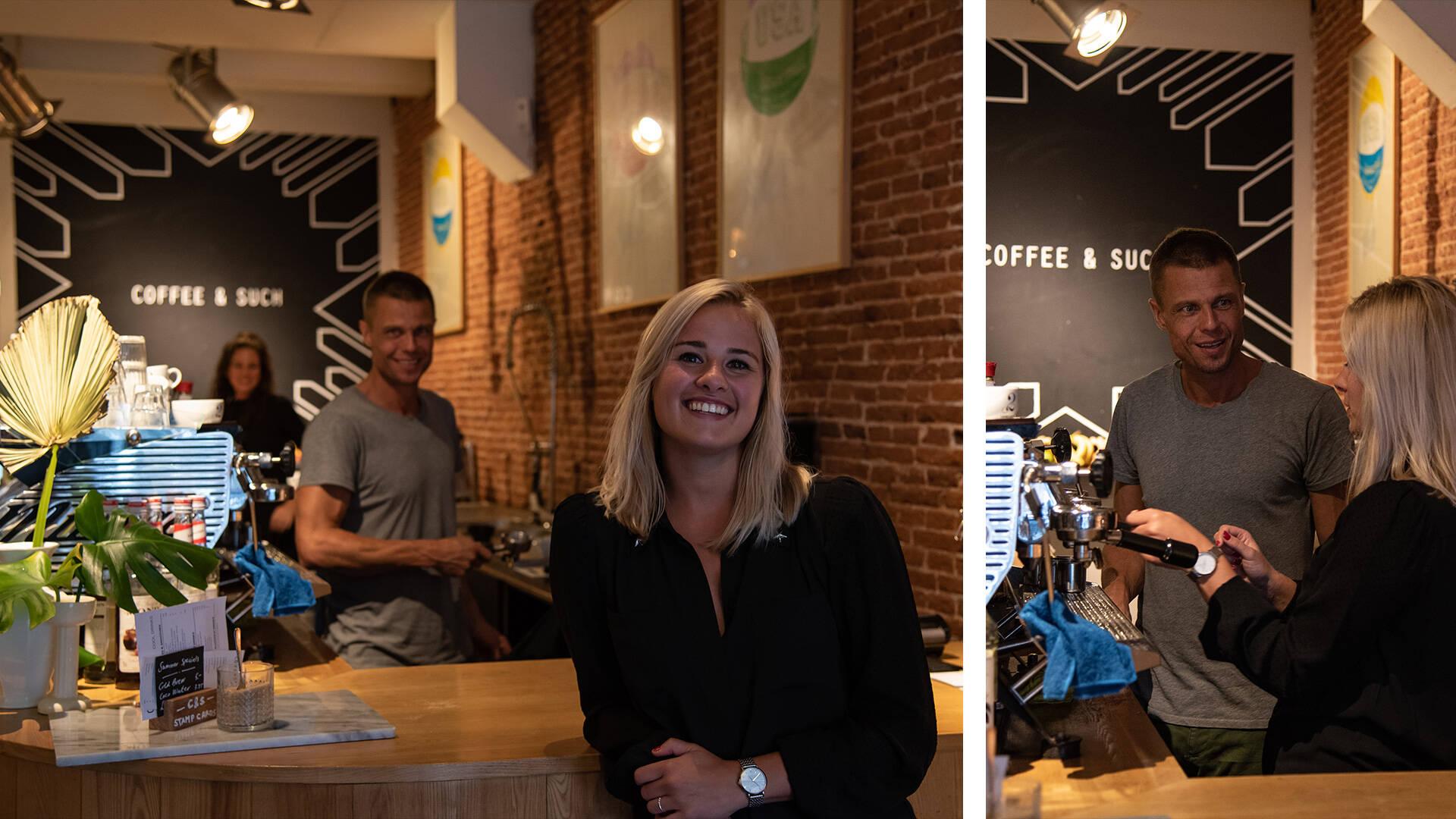 Coffee & Such Amsterdam