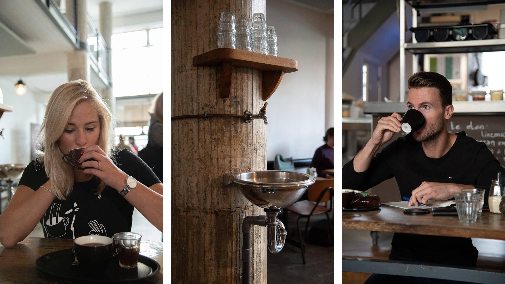 Hopper Coffee (Centrum) Rotterdam