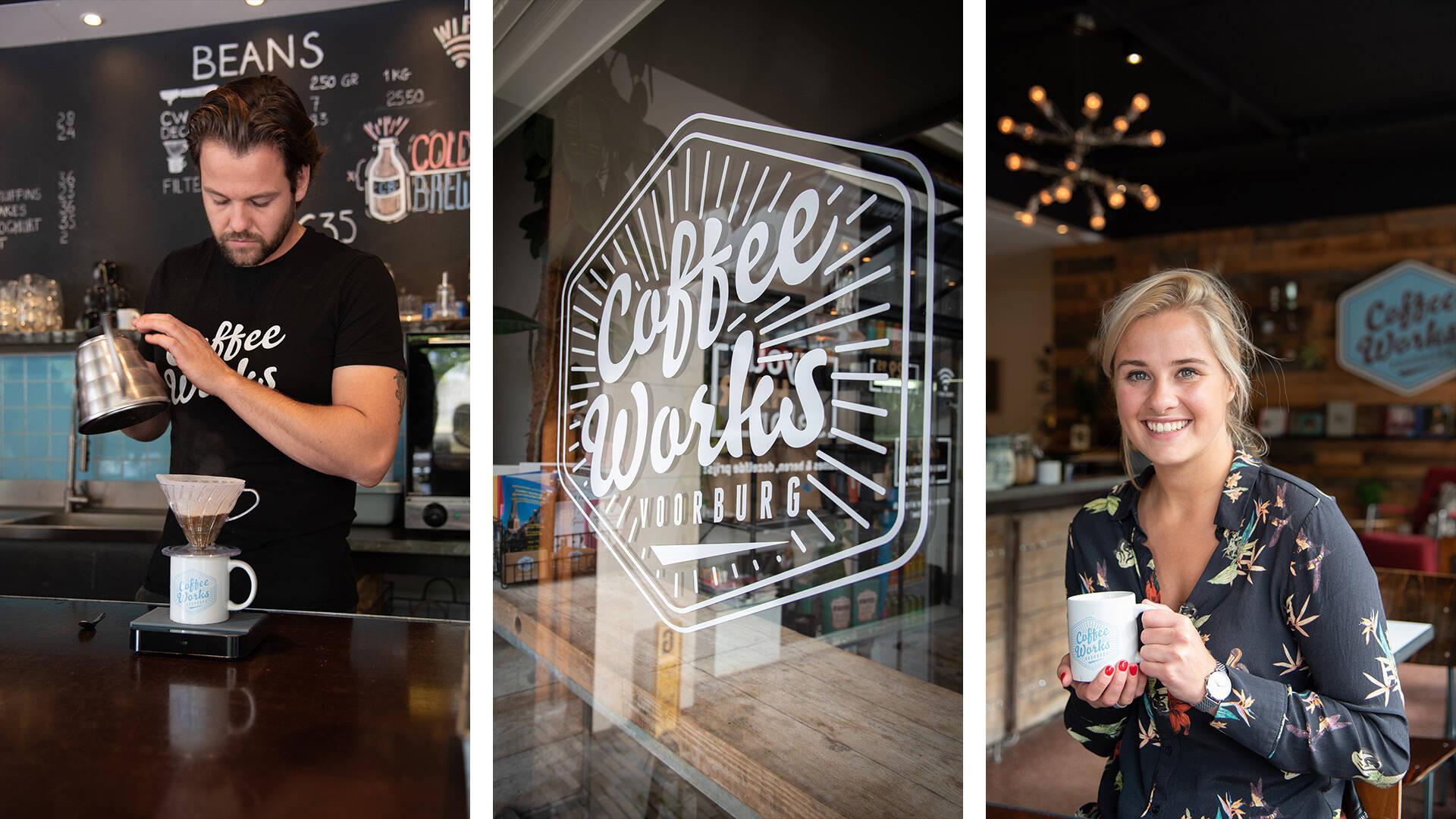 Coffeeworks Voorburg