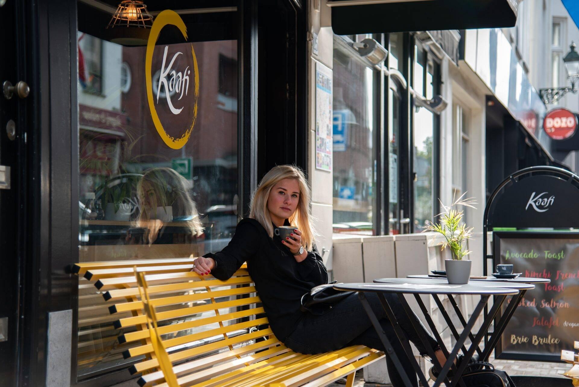 Prinsjesdag met koffie in Den Haag 👑