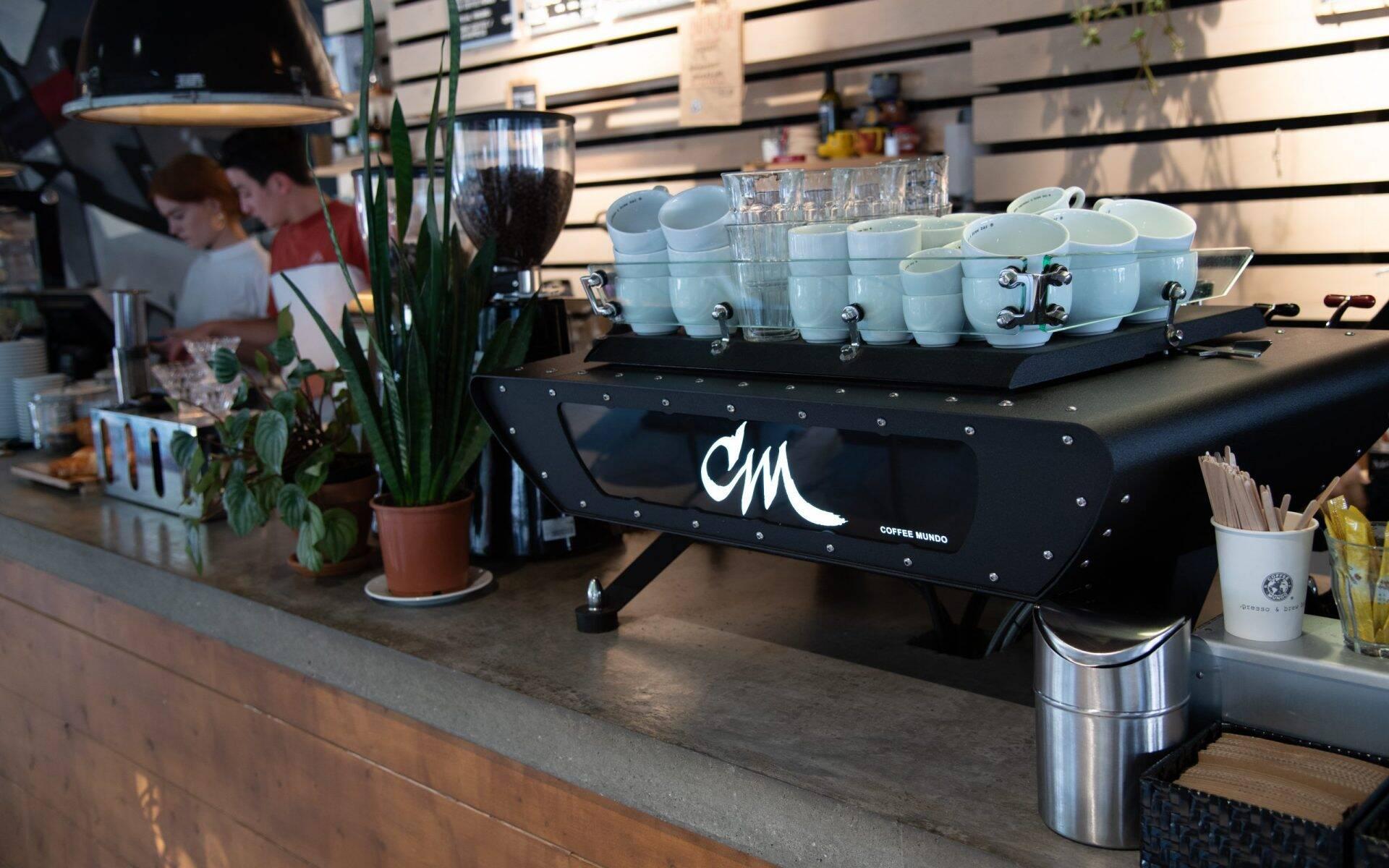 COFFEE MUNDO espresso & brew bar Sittard
