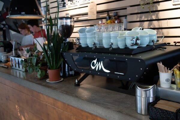 Koffie in Sittard