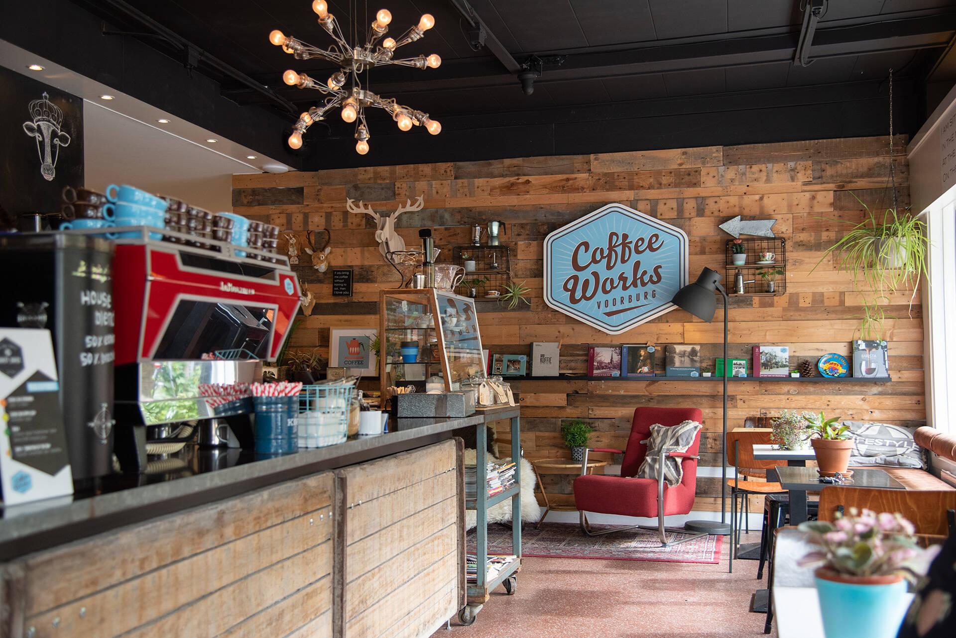 Coffee Works in Voorburg