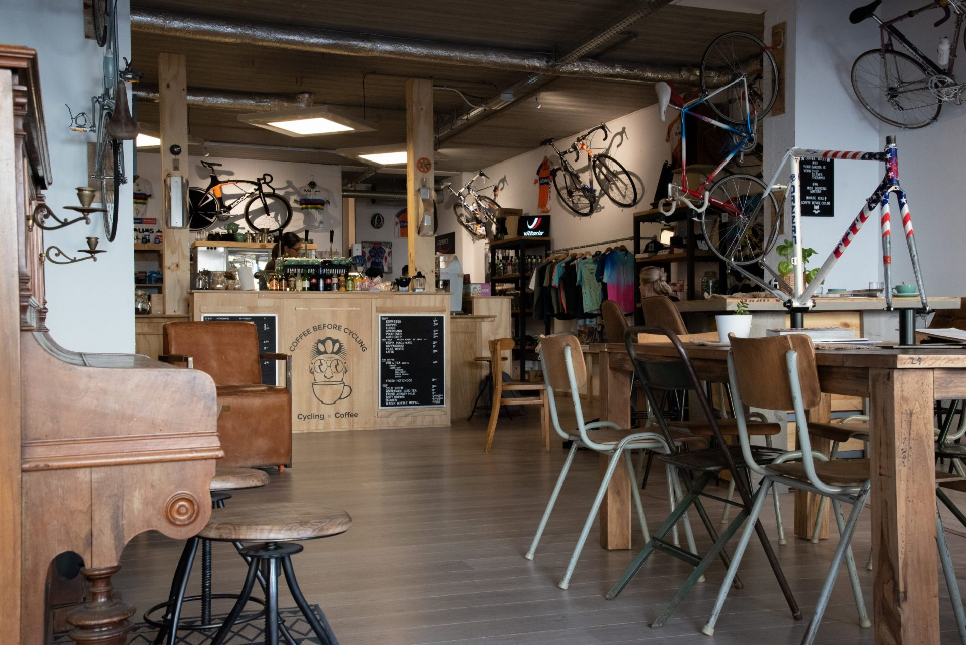 Koffietje.nl - Fixed gear coffee