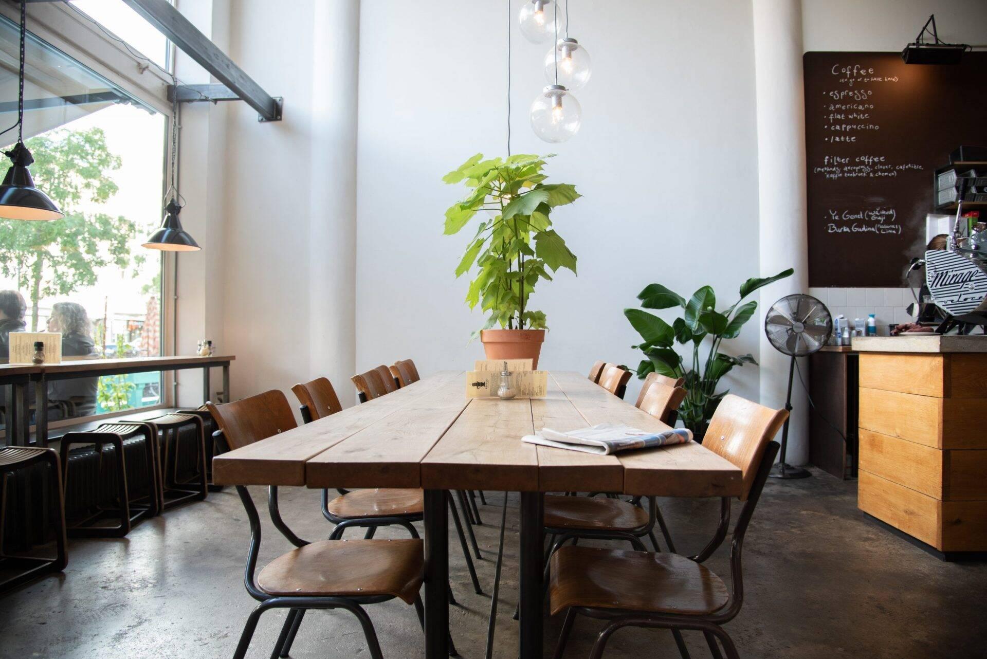 Hopper Coffee (Centrum) in Rotterdam