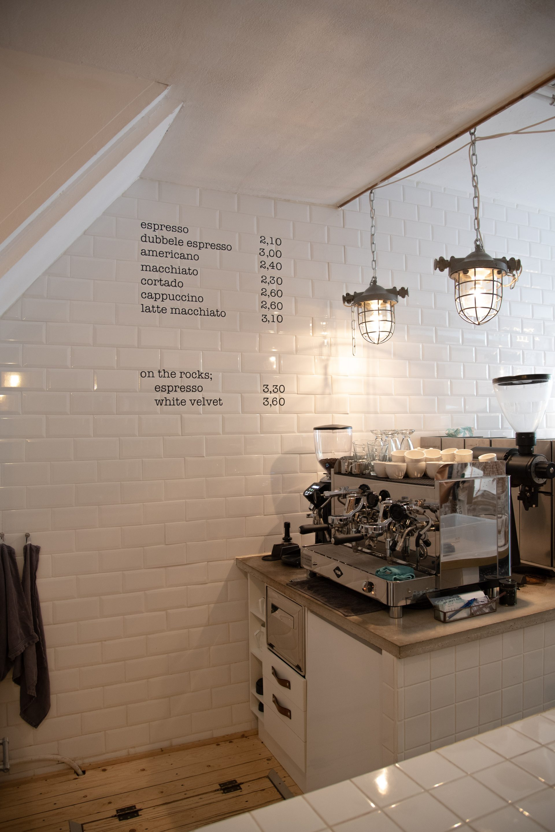 Koffiebar Delft - Miss Morrison