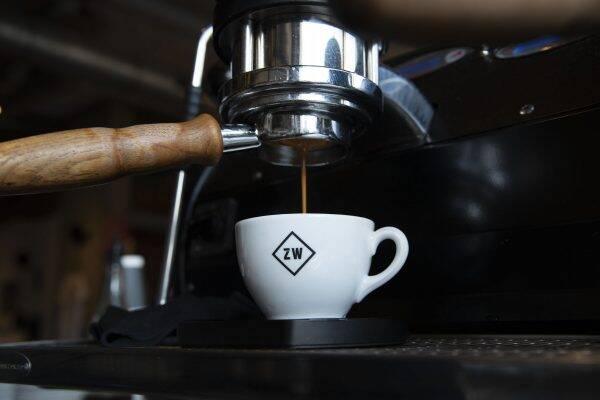 Koffie in Eindhoven