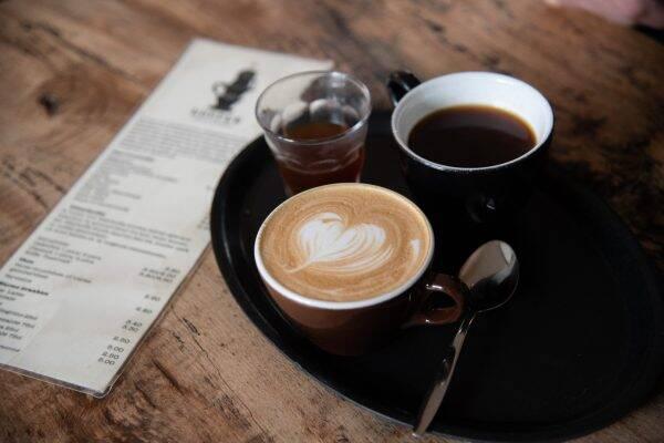 Koffie in Rotterdam