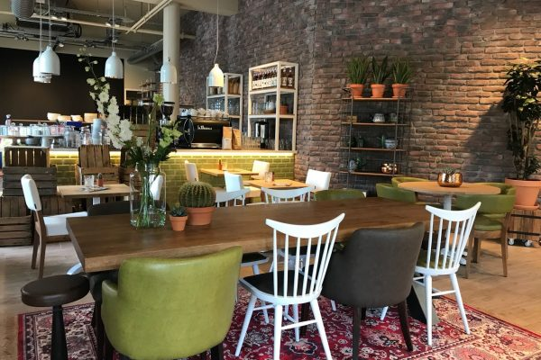 Barista Cafe Groningen Groningen