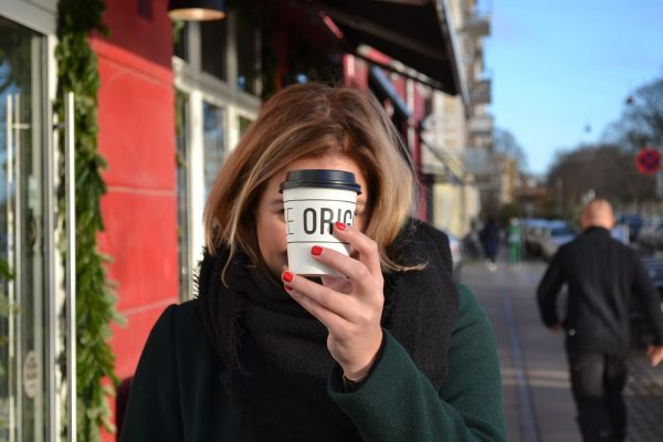 Koffie To Go, or not To Go…