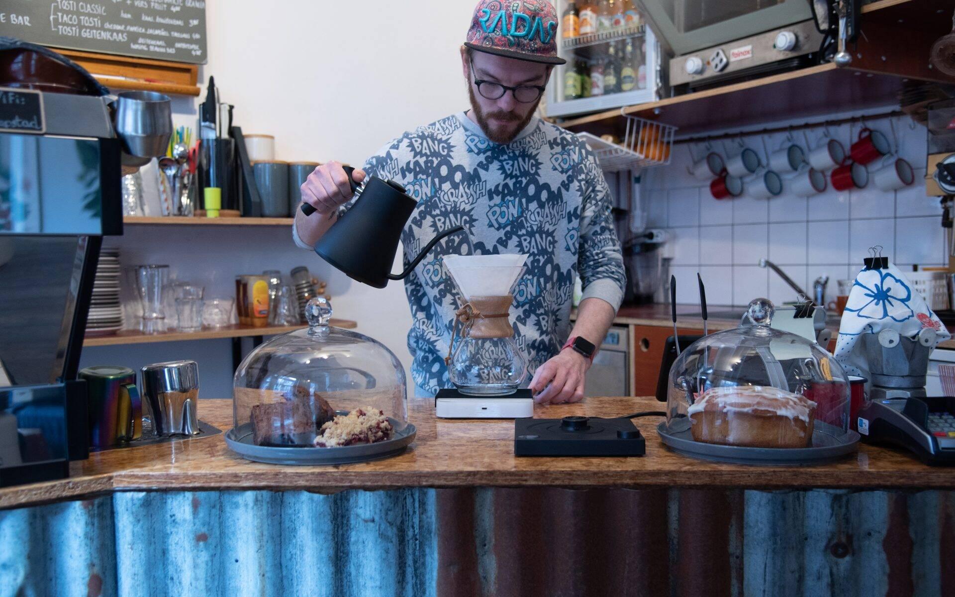 Livingstone Coffee Amersfoort