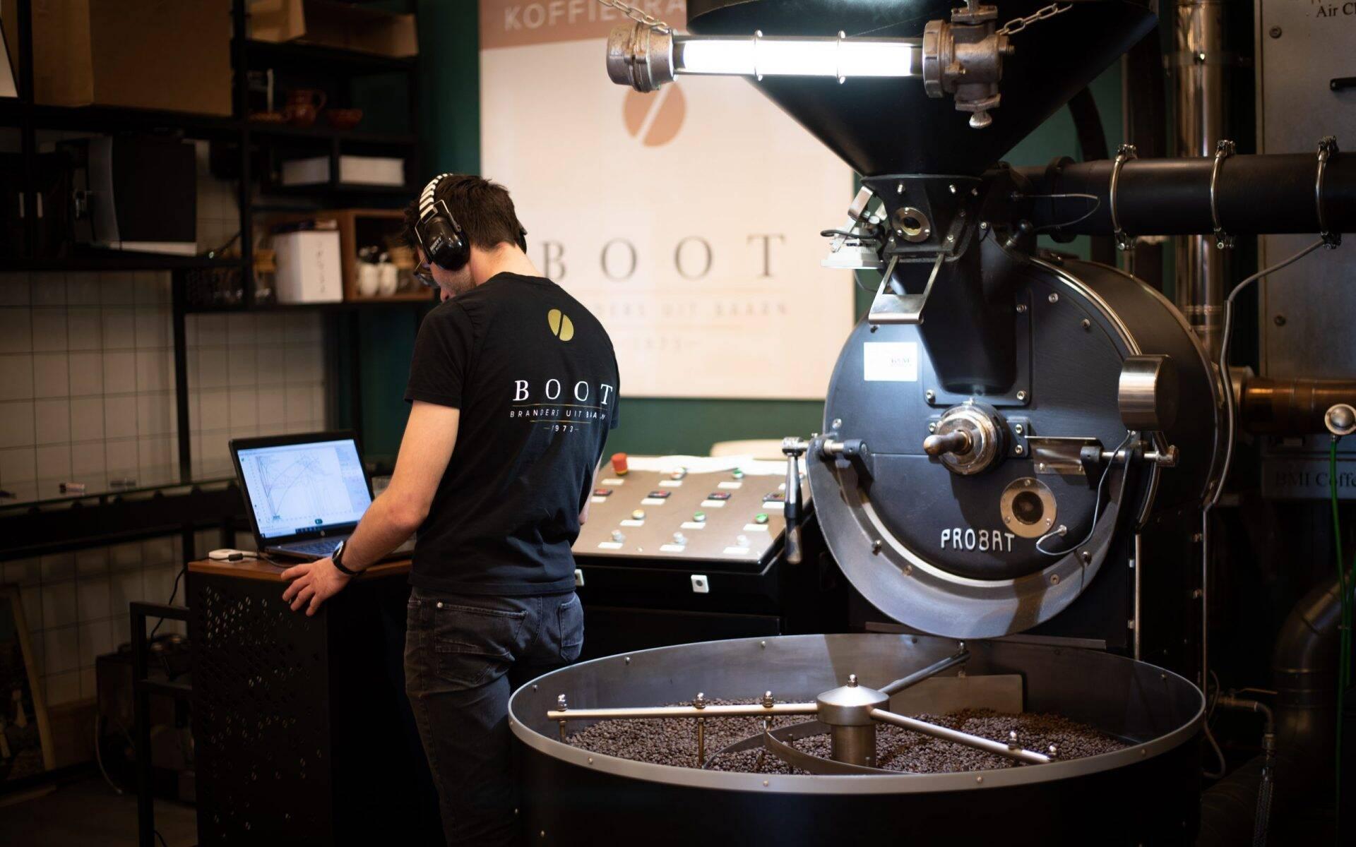 BOOT Koffie Amersfoort