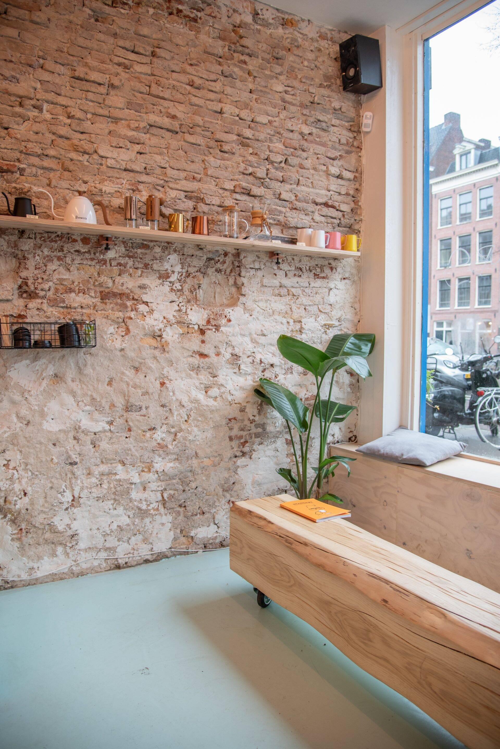 Koffiebar Amsterdam - Rum Baba