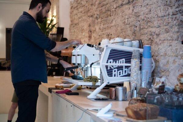 Rum Baba Coffeeroasters Amsterdam
