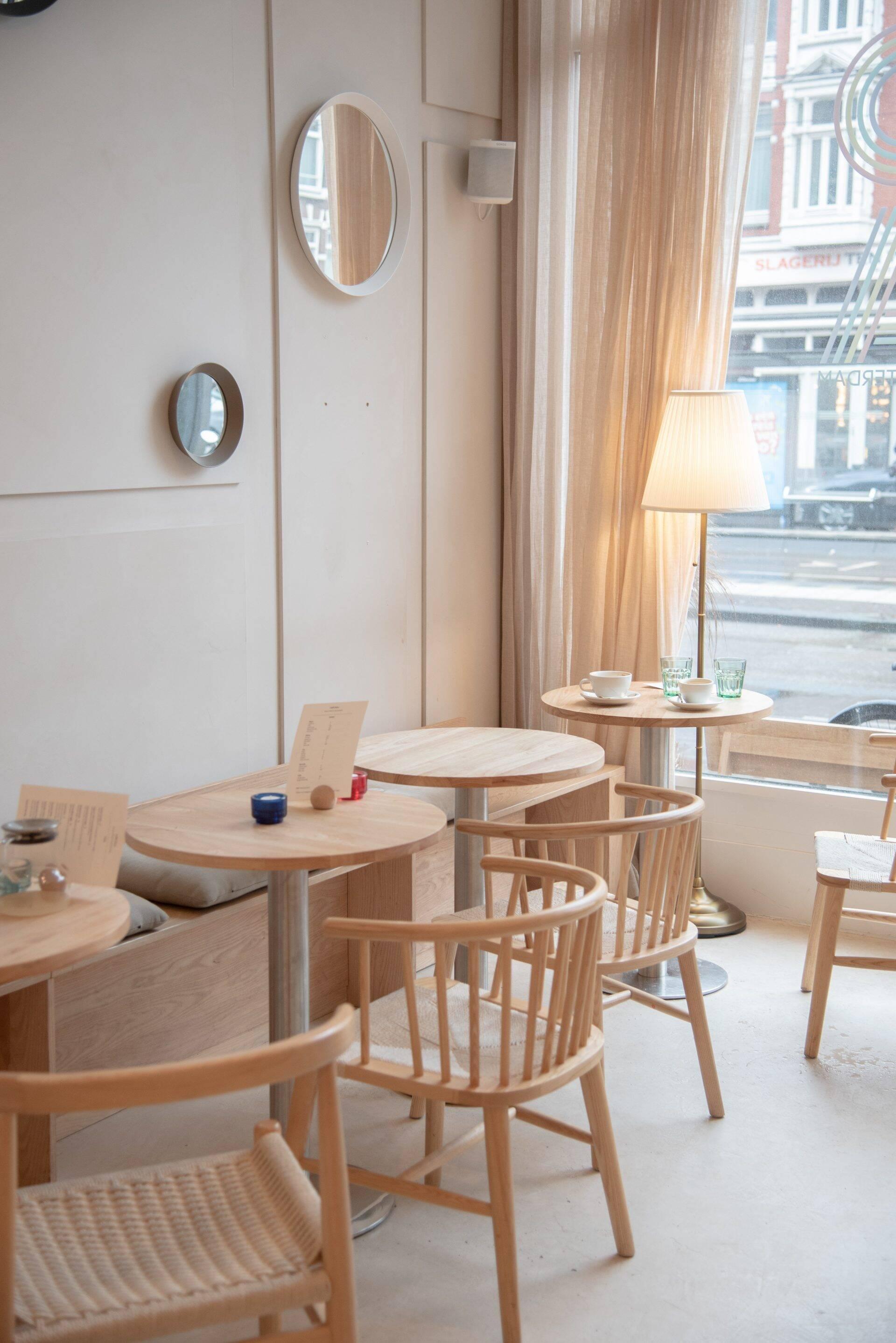Sova Coffee Roasters in Amsterdam