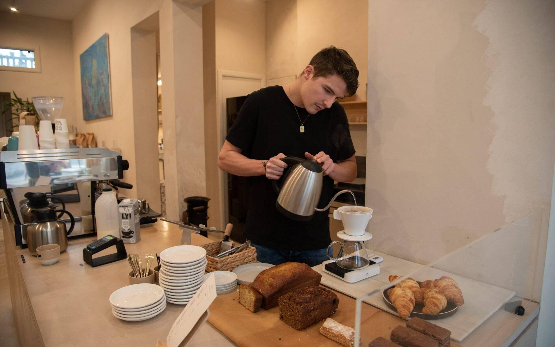 Sova Coffee Roasters Amsterdam