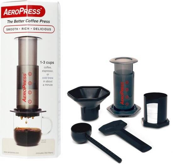 AeroPress Koffiezetapparaat