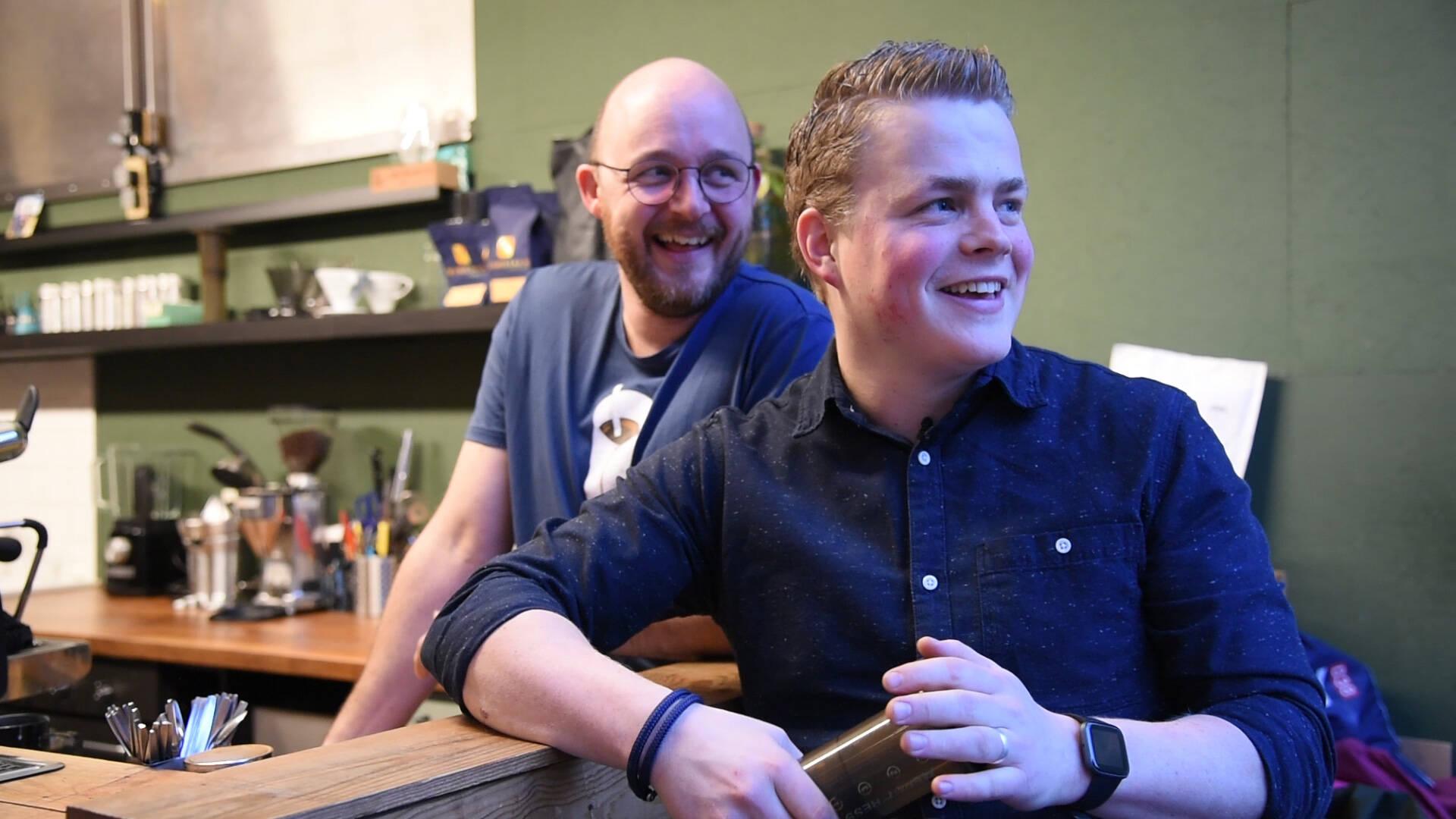 Het AeroPress recept van Sander Groenink & Frans van den Berg