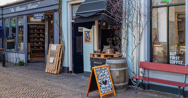 Roemar Koffiebranderij Deventer