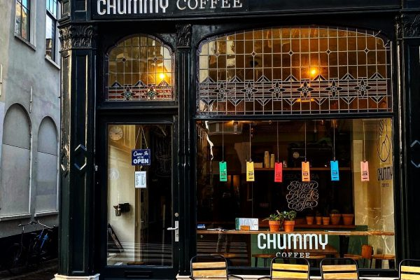 Chummy Coffee Leiden