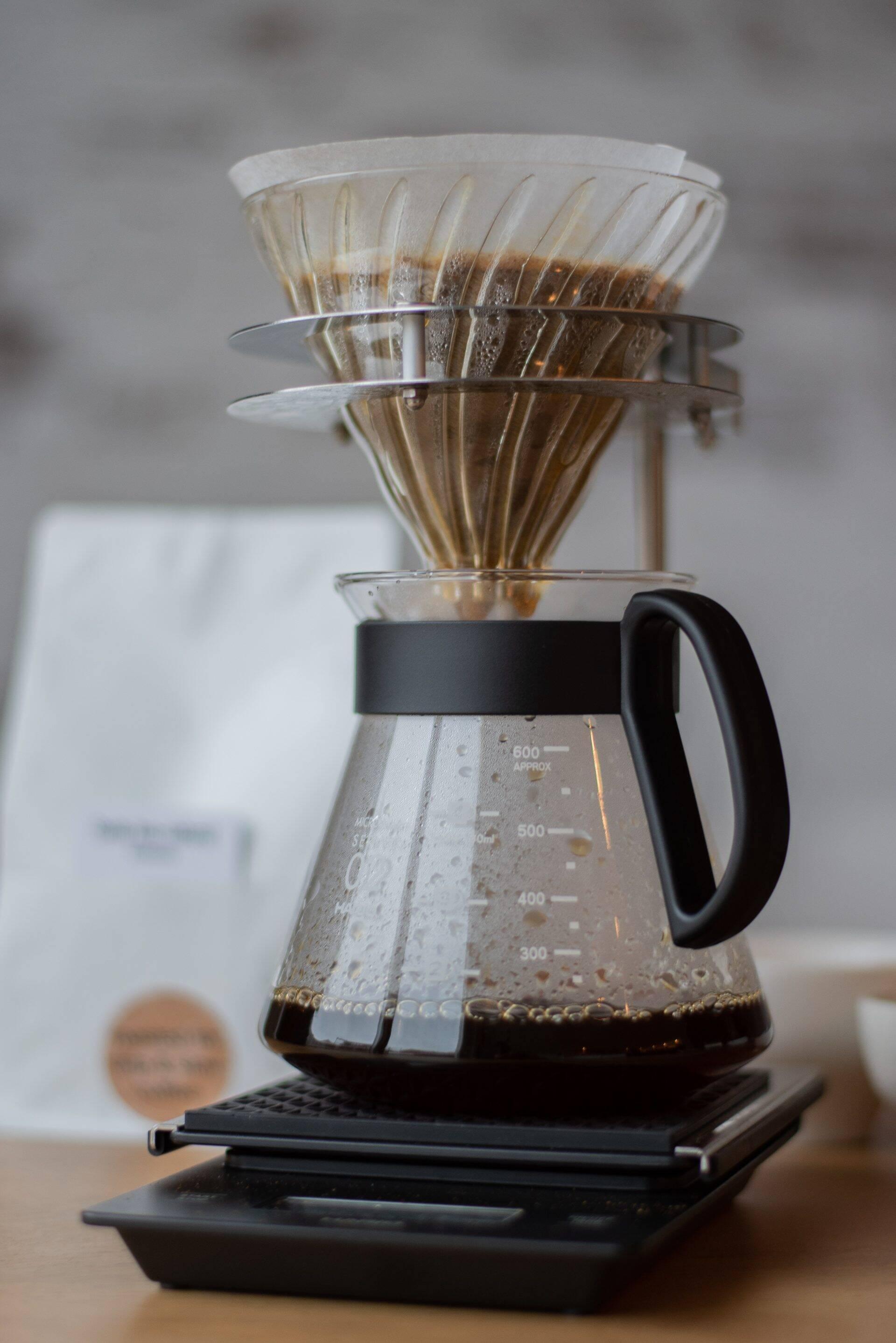 Hario V60 filterkoffie