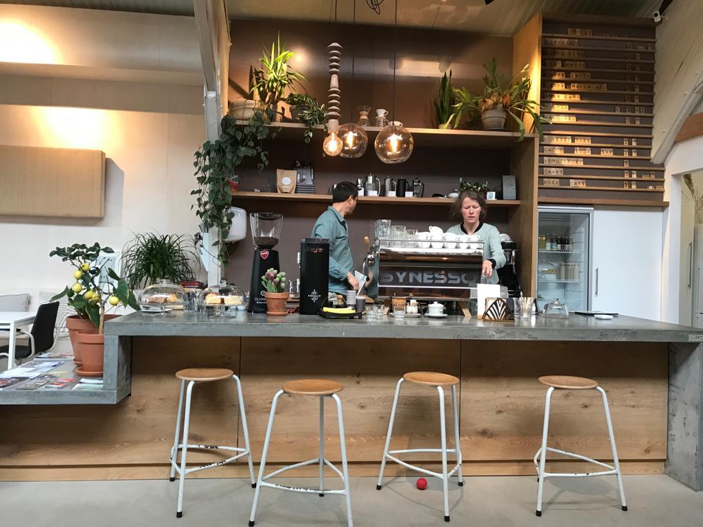 Koffiemakerij Deventer