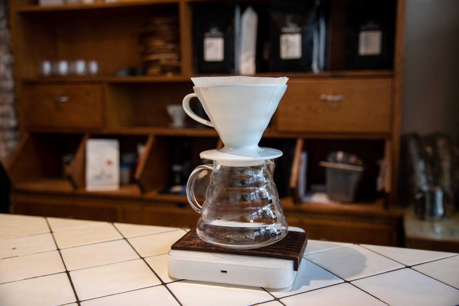 V60 - Koffie zetmethode