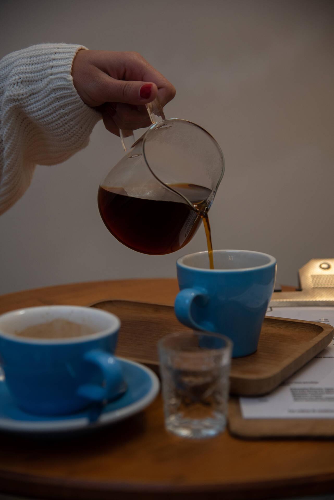 Wat is filterkoffie?