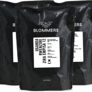 Blommers Coffee in koffiebonen proefpakket