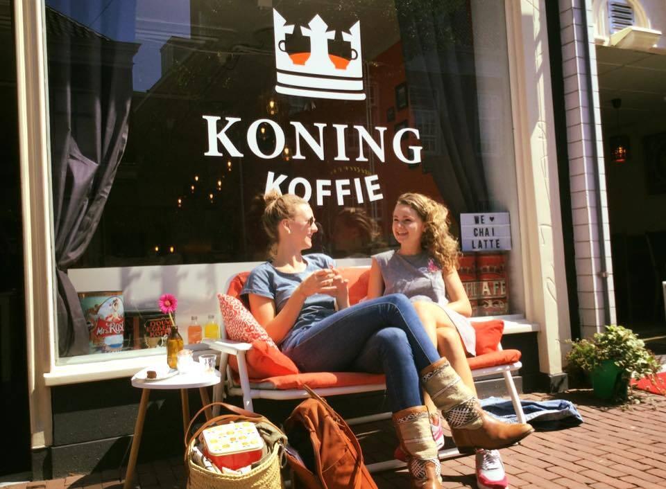 Koning Koffie Dordrecht