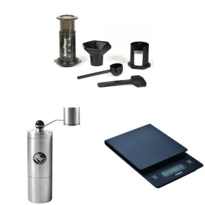 AeroPress Thuisbarista Box - Medium