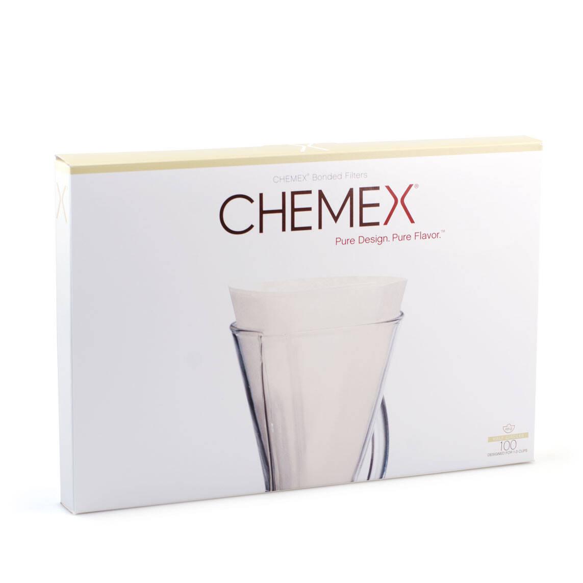 Chemex 3 kops Koffiefilters