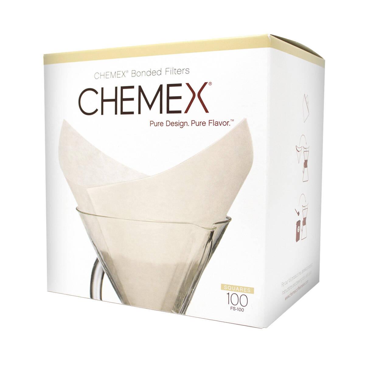 Chemex 6 & 8 kops Koffiefilters