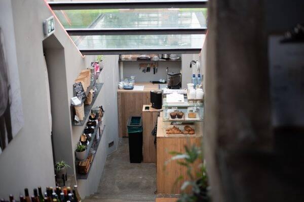 Espressofabriek Zeeburgereiland Amsterdam
