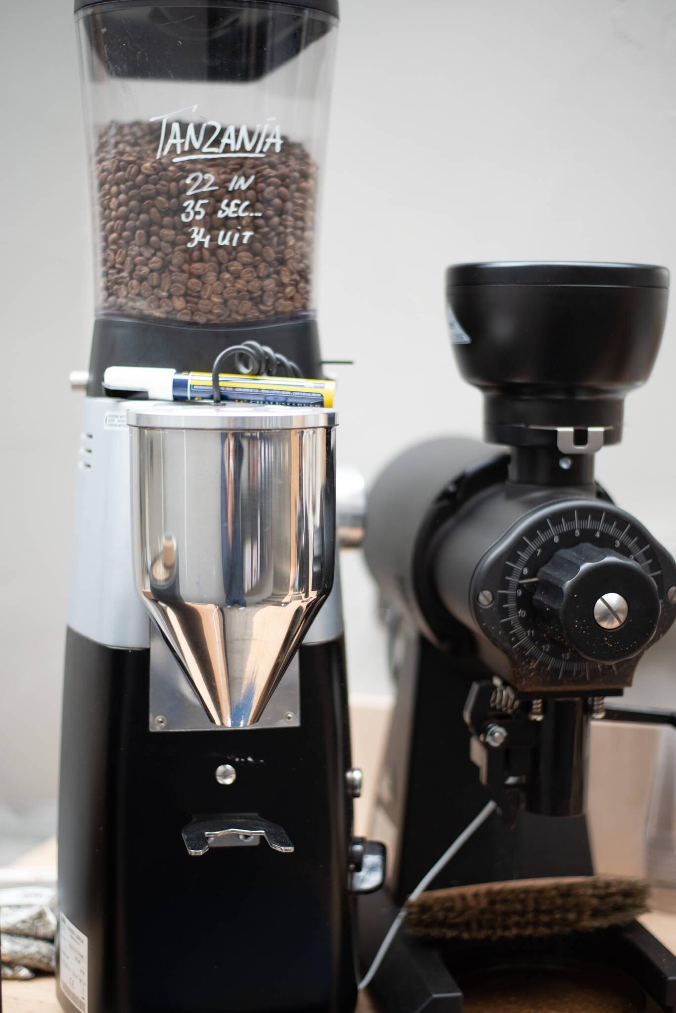 Espressofabriek Zeeburgereiland