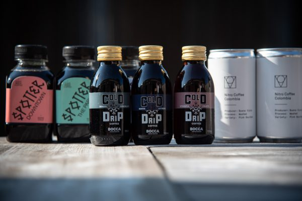 Cold brew coffee, cold drip coffee & nitro coffee