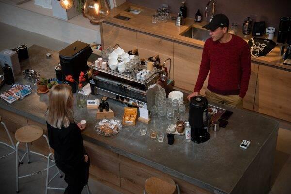 KoffieDok Deventer