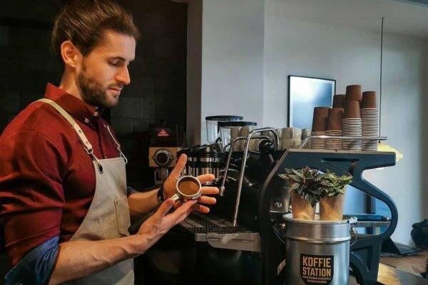 Koffiestation Groningen